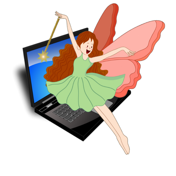 The PC Fairy logo